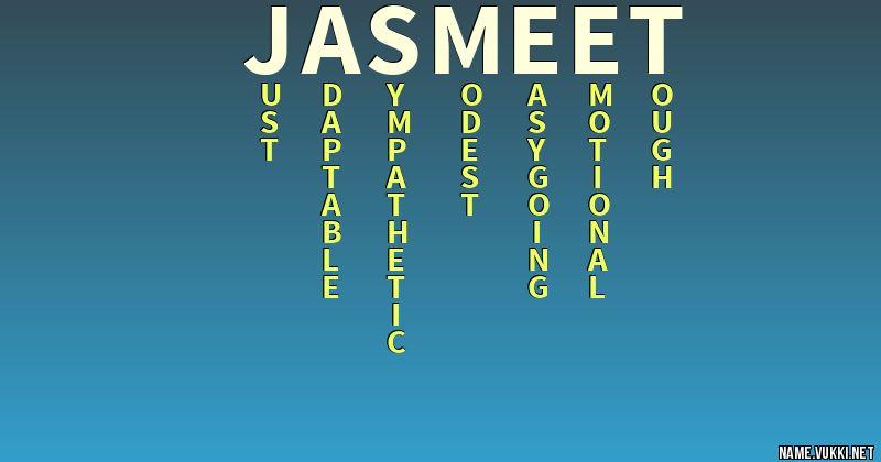 JASMEET NAME WALLPAPERS