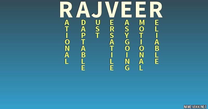 rajvir name of