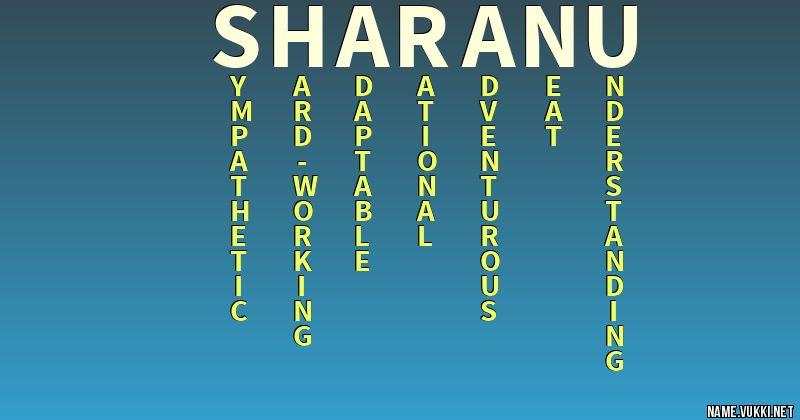 sharanu