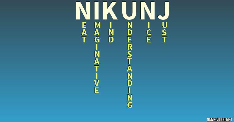 of nikunj