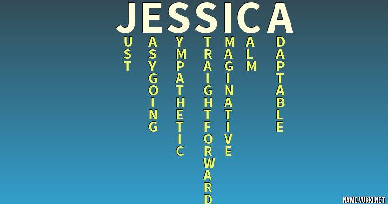 Name jessica